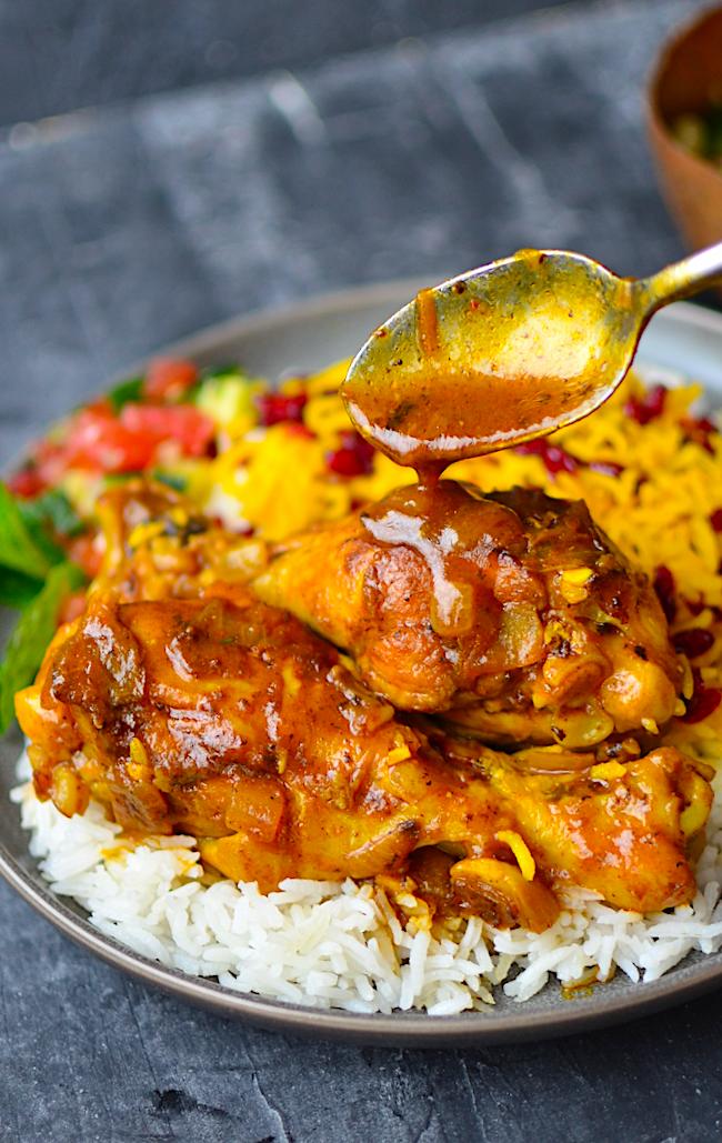 Persian-chicken-essen