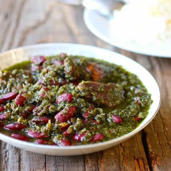 ghormeh-sabzi-persisches-essen