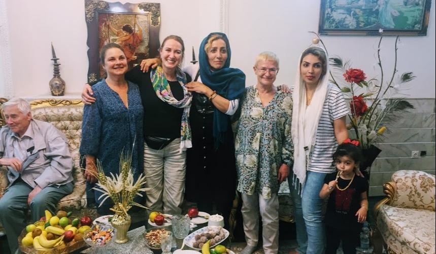 Iranische Gastfreundschaft